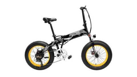 LANKELEISI X2000Plus - LANKELEISI X2000 Plus Folding Electric Bike Geekbuying Coupon Promo Code [Poland Warehouse]