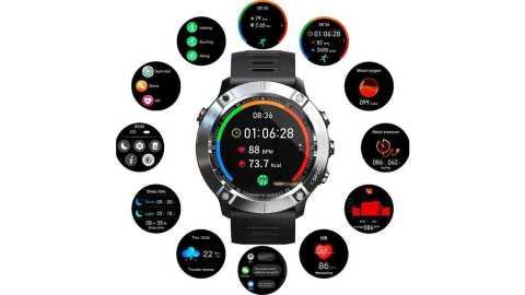LOKMAT ZEUS - LOKMAT ZEUS Smart Watch Banggood Coupon Promo Code