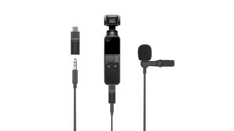 Lavalier Microphone - Lavalier Lapel Microphone for DJI OSMO Action/OSMO POCKET Banggood Coupon Promo Code