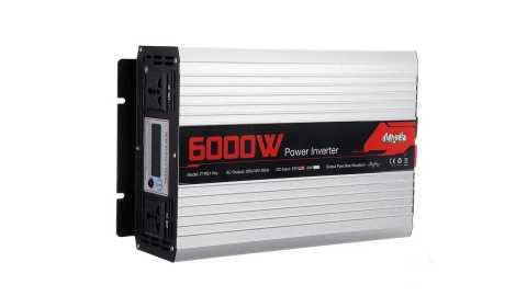 Mensela IT PS1 Pro - Mensela IT-PS1 Pro Pure Sine Wave Power Inverter Banggood Coupon Promo Code