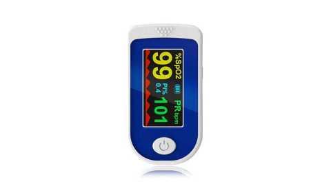 BOXYM JSL X201 - BOXYM JSL-X201 Finger-Clamp Pulse Oximeter Banggood Coupon Promo Code