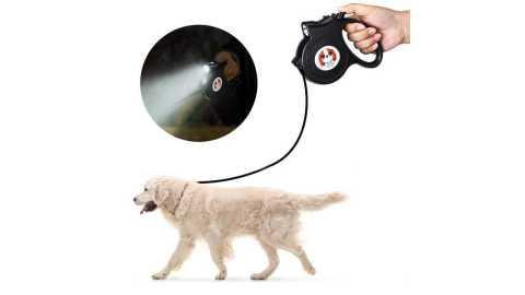 DIGOO DG PL901 - DIGOO DG-PL901 Retractable Pet Traction Leash Banggood Coupon Promo Code