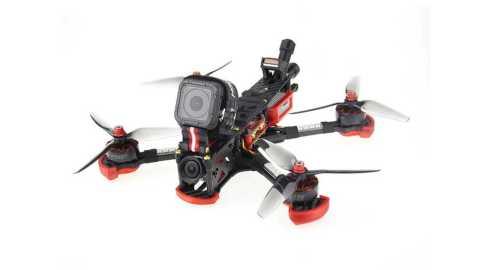 HGLRC Setor 5 V3 - HGLRC Setor 5 V3 4S Freestyle FPV Racing Drone Banggood Coupon Promo Code