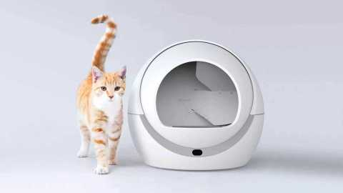 Petree Smart Automatic Cleaning Cat Litter Box - Petree Smart Automatic Cleaning Cat Litter Box Banggood Coupon Promo Code