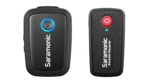 Saramonic Blink 500 B1 - Saramonic Blink 500 B1 Wireless Clip-on Mic System Banggood Coupon Promo Code