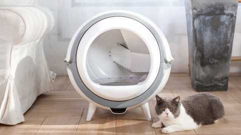 Soikoi Automatic Self Cleaning Cat Litter Box - Soikoi Automatic Self Cleaning Cat Litter Box Banggood Coupon Promo Code