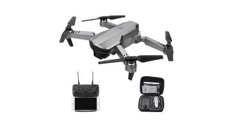 Topacc T58 - Topacc T58 WIFI FPV with 1080P Camera RC Drone Banggood Coupon Promo Code [3 Batteries]