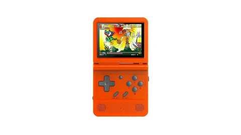 ANBERNIC S 100 - ANBERNIC S-100 Handheld Game Console Banggood Coupon Promo Code [64GB 10000 Games]