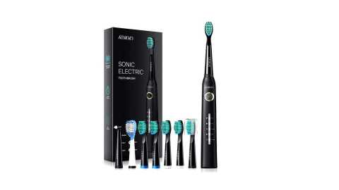 ATMOKO - ATMOKO Electric Toothbrushes Amazon Coupon Promo Code