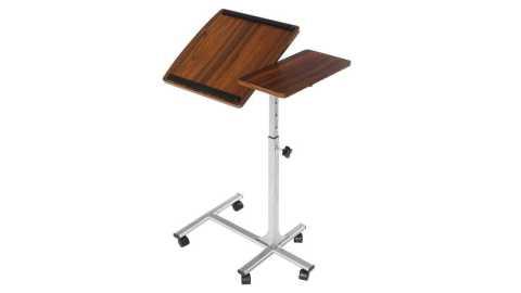 Douxlife DL RT01 - Douxlife DL-RT01 Laptop Desk Rolling Table Banggood Coupon Promo Code [USA Warehouse]