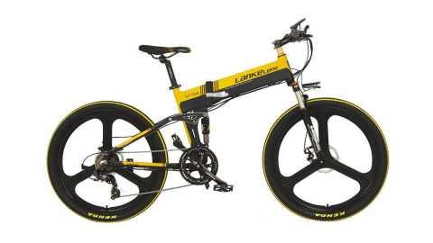 LANKELEISI XT750 Z - LANKELEISI XT750-Z Folding Electric Bike Banggood Coupon Promo Code