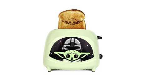 Uncanny Baby Yoda Toaster - Uncanny Baby Yoda Toaster Amazon Coupon Promo Code
