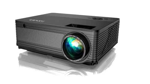 YABER Y21 1 - YABER Y21 Full HD Video Projector Amazon Coupon Promo Code