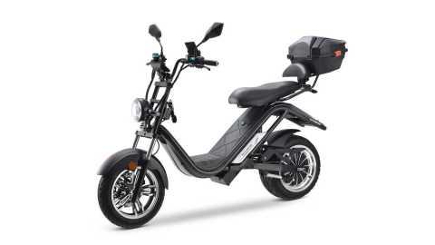 DAYI MOTOR E5 0 - DAYI MOTOR E5.0 Electric Motorcycle Banggood Coupon Code [Czech Warehouse]