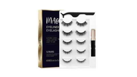 Easbeauty - easbeauty 2020 Upgraded Magnetic Eyeliner Amazon Coupon Promo Code