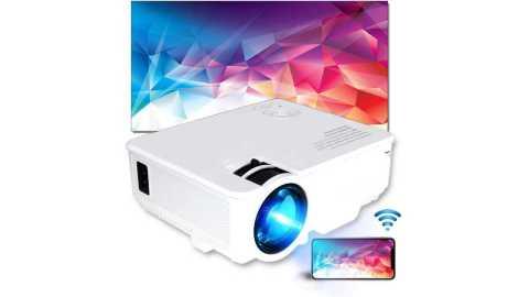 Sinometics Portable LED Projector - Sinometics Portable LED Projector Amazon Coupon Promo Code