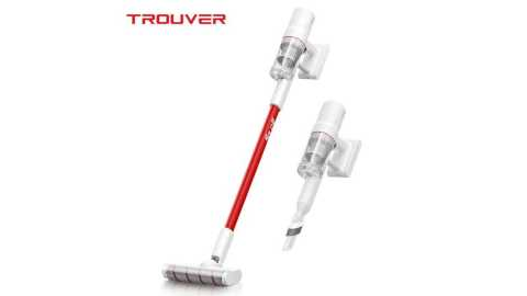 TROUVER SOLO 10 - TROUVER SOLO 10 Handheld Cordless Vacuum Cleaner Geekbuying Coupon Promo Code
