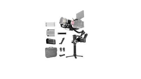 Zhiyun Crane - Zhiyun Crane 3S Handheld Gimbal Stabilizer Amazon Coupon Promo Code [Pro Package]