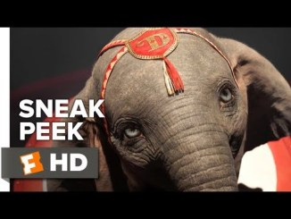 Dumbo Sneak Peek (2019) | Movieclips Trailers