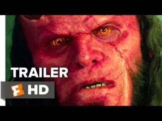Hellboy Trailer #2 (2019)   Movieclips Trailers