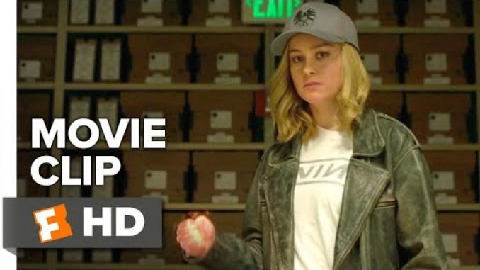 Captain Marvel Exclusive Movie Clip – Pegasus (2019) | Movieclips Trailers