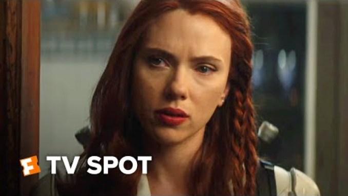 Black Widow Super Bowl TV Spot (2020) | Movieclips Trailers