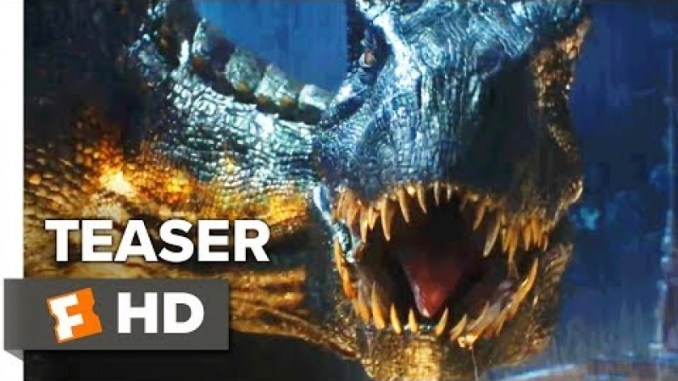Jurassic World: Fallen Kingdom Teaser Trailer #1 (2018) | Movieclips Trailers