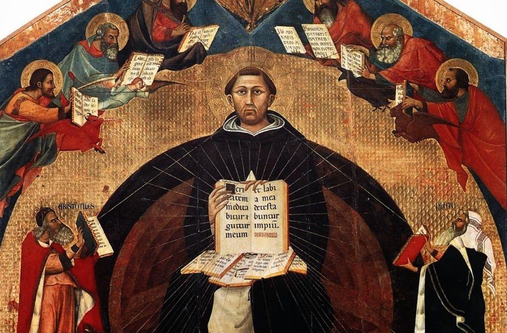 Conference on Thomas Aquinas and the Greek Fathers - Dominican ...