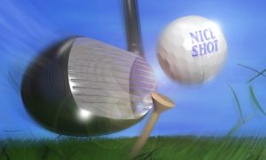 NEXGENで冬ゴルフ準備