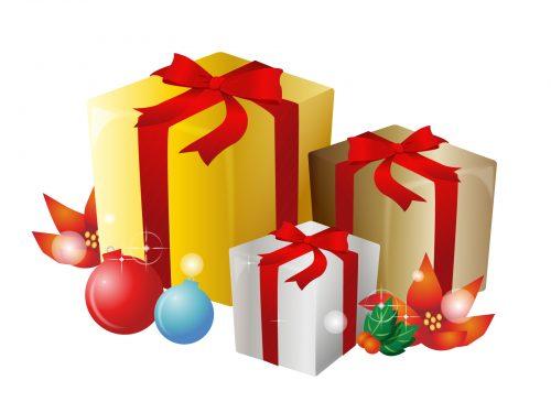 年末に向けての準備 ④「クリスマスプレゼント」