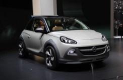 Opel Adam Rocks wchodzi do produkcji