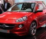 Opel Adam S tuż przed debiutem