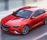 Opel Insignia GSi nadchodzi