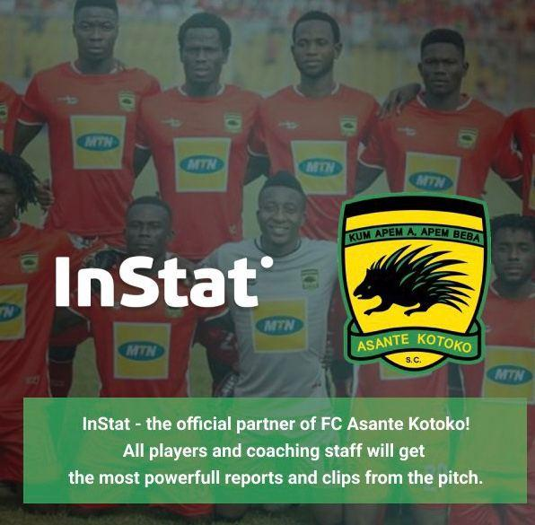 Just In: Kotoko sign partnership deal with Russian firm InStat Football