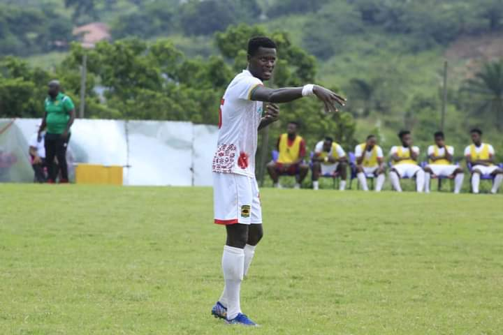 Perpetual Light: Enterprising Andrew Appau Grabs A Win For Kotoko To Keep  Hopes Alive