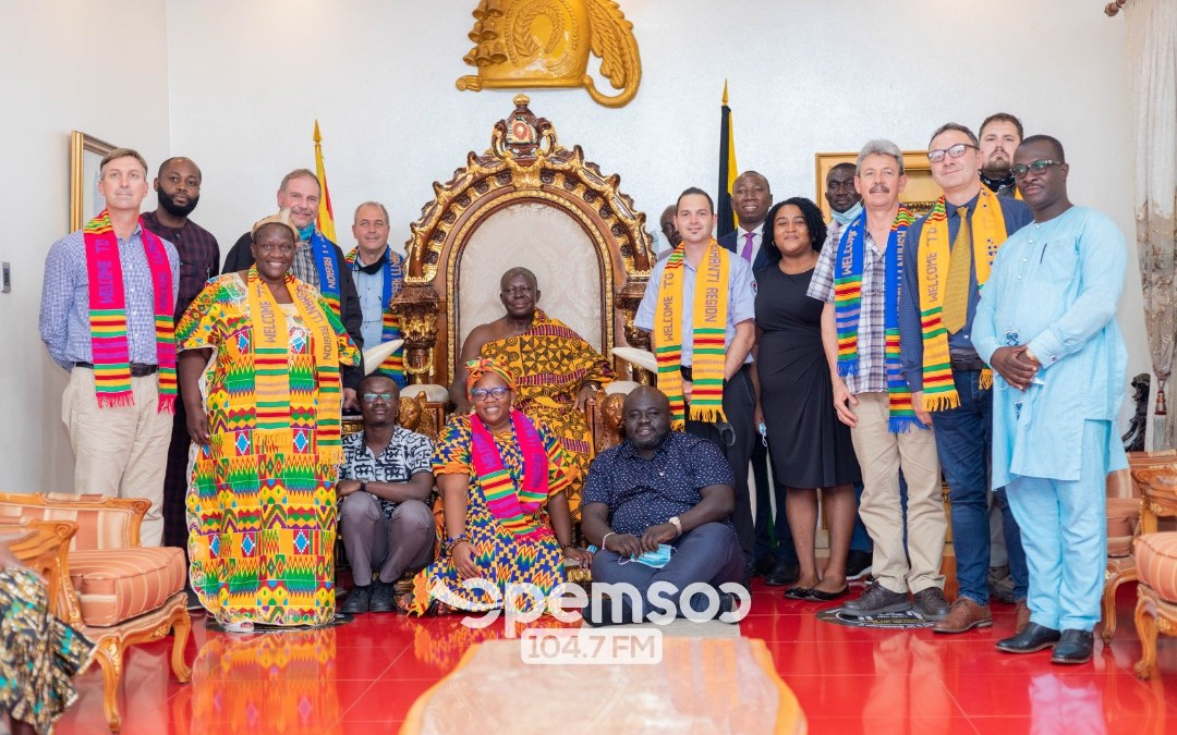 OIL CANNOT SUSTAIN THE ECONOMY ALONE – OTUMFUO