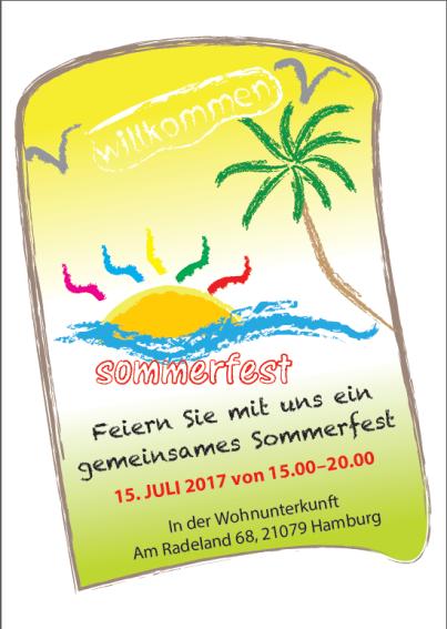 Sommerfest WUK