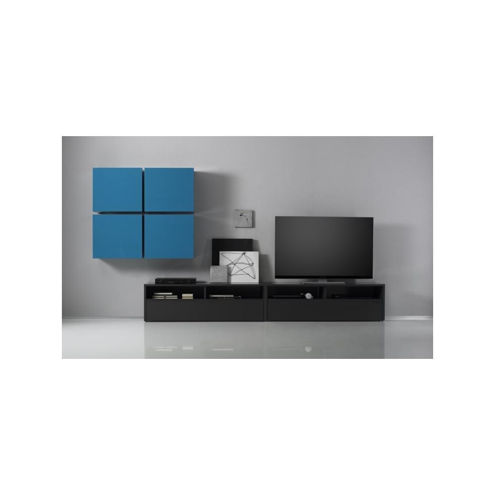 Meuble Tv Design Exist En 8 Couleurs Prix Discount