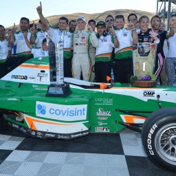Spencer Pigot: We Did It-Pro Mazda Champions!