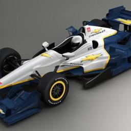 Chevy Unveils New IndyCar AeroKit