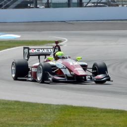 Spencer Pigot: Deja Vu In Indy