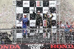 Josef Newgarden Barber Motorsports Park IndyCar 2017