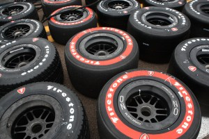 Firestone tires will get compound updates in 2018