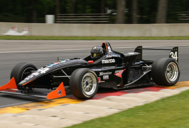 Spencer Brockman in Formula Atlantics