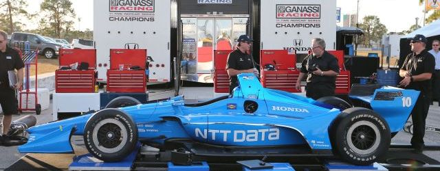 Ed Jones Chip Ganassi Racing Honda