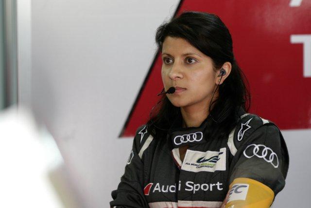 Leena Gade joins Schmidt Peterson Motorsports