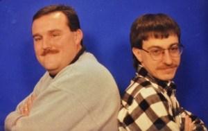 Mark Jaynes and Frank Rush