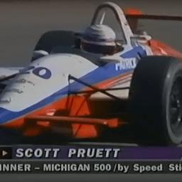IndyCar Flashback: 1995 Marlboro 500 at Michigan