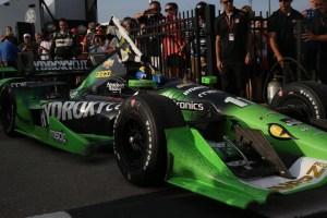 Sebastien Bourdais wins with KVSH Racing