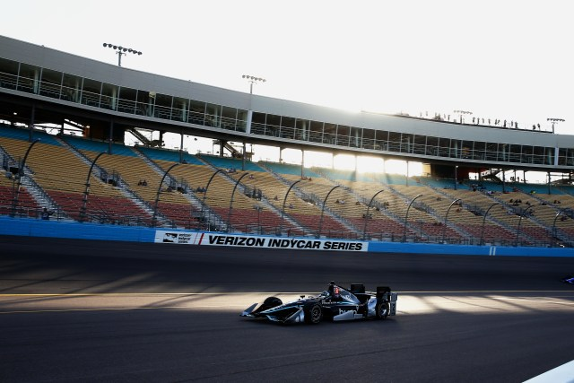 IndyCar at Phoenix, 2017